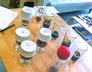 Blending Session